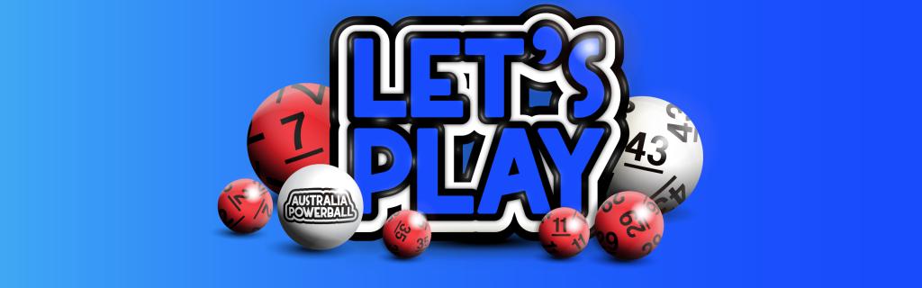 Australia Powerball banner