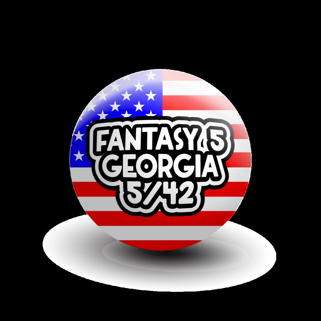 Fantasy 5 Georgia 5/42